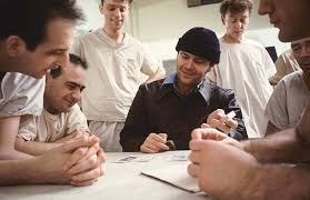 one flew over the cuckoo s nest home facebook image contain 4 people people sitting and phone