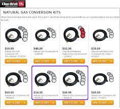 Char Broil Gas Conversion Kit Page 1 Line 17qq Com