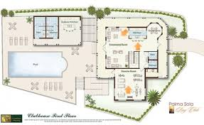 Perfect Pool House Floor Plans In Best Of For Ideas