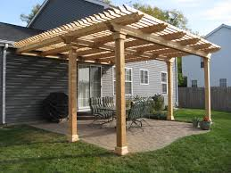 paver patio with pergola. Interesting With On Paver Patio With Pergola E