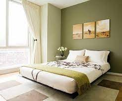 wall color olive green relaxes the