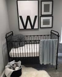 baby boy furniture nursery. make a strong yet chic statement with black and white boy nursery baby furniture e