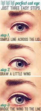cat eye tutorial