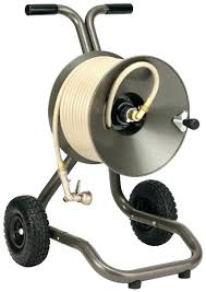 retractable garden hose reel reviews