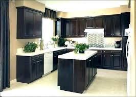 dark cabinets light granite kitchen dark cabinets light granite kitchens black with white post dark dark cabinets light granite