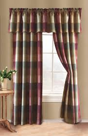 Plaid Curtains For Living Room Curtains And Drapes Plaid Decorate Our Home With Beautiful Curtains