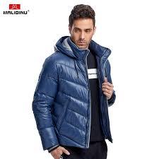 2019 <b>MALIDINU 2019 Men Down</b> Jacket Winter Down Coat High ...