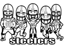 Small Picture NFL Coloring Pages Coloring4Freecom