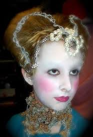 elizabethan se makeup by vivian haworth artwanted