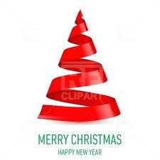Red Ribbon Design Red Ribbon Christmas Tree Algaebarn Co