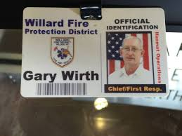 History Protection District Willard – Fire