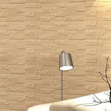 pe foam 3d wallpaper diy wall stickers wall
