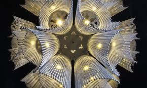 willowlamp s new chandelier designs at first thursdays