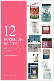 Beyond Paint Color Chart Whats The Best Paint For Furniture Thrift Diving Blog