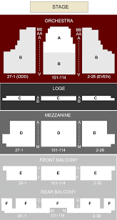 Act San Francisco Seating Chart Curran Theatre San Francisco Ca Seating Chart Stage