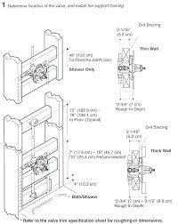 standard tub shower door height faucet for head bathtub heights bathtubs bathrooms licious