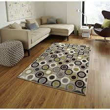 matrix pc97 grey green rug by think rugs