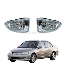 How To Install Fog Lights On Honda Civic 2005 Buy Honda Civic Cf4 Fog Lamps Fog Lights Model 2005 2006