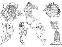 Small Picture Shark Tale Coloring Pages Coloring Page Shark In General Style