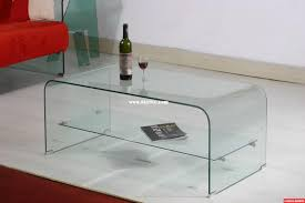 glass end tables for living room. Living Room Ideas : Glass Tables For Rectangle Clear With Lower Shelf Red Adorable Velvet Sofa Modern Luxurious Design End