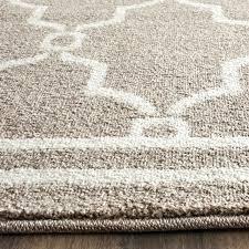 safavieh amherst rug indoor outdoor wheat beige x rectangle free today quatrefoil