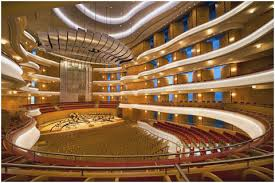 Lehman College Performing Arts Center Seating Chart 33 Accurate Lehman College Concert Hall Seating Chart
