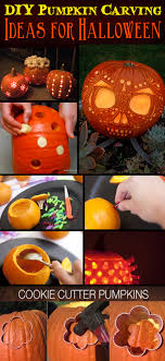 Scary Pumpkin Painting 60 Easy Cool Diy Pumpkin Carving Ideas For Halloween 2017