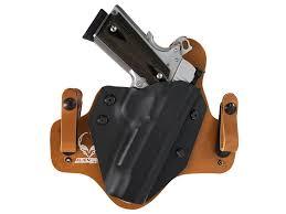 alien gear cloak tuck iwb holster inside the waistband 43 88 leather