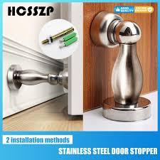 magnet door stopper stainless steel