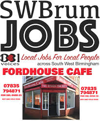 "B31 Voices On Twitter: ""#swbrumjobs - New: Cafe Assistant ..."