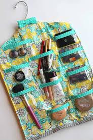 diy hanging organizer 13 fun diy makeup organizer ideas for appropriate storage