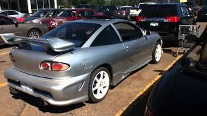 Chevrolet Cavalier Ricer. - YouTube