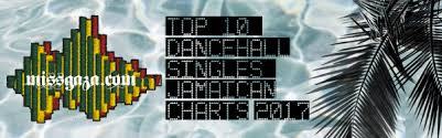Dancehall Charts Top 10 Dancehall Singles Jamaican Charts March 2017 Miss