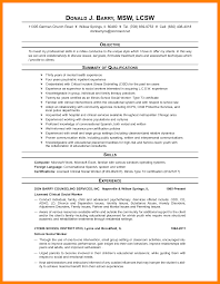 35 Sample Resumes For Social Workers Resume Samples Better