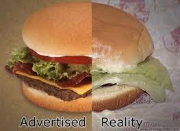 Resultado de imagen de expectativa realidad tumblr
