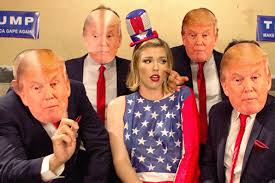 New Donald Trump Porn Is A Gang Bang With A Side Of Politics Vocativ