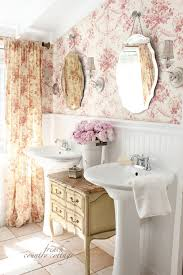 french country bathroom tile ideas