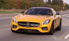 2016 Mercedes-AMG GT S Review - Fast Lane Daily - YouTube