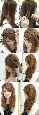 Hairstyle Easy Step By Step 20 beautiful hairstyles for long hair step by step pictures 4582 by stevesalt.us