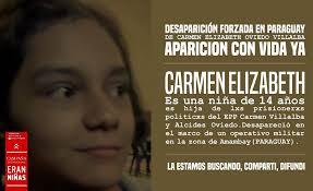 El estado infanticida de Paraguay y la guerra contra las niñas - Por  Claudia Korol - NODAL
