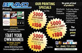 Discount Flyer Printing Print Flyers Cost Omfar Mcpgroup Co