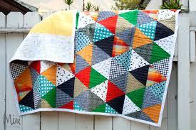 Patchwork Quilt Tutorial - Miri in the Village & Patchwork Quilt Tutorial Adamdwight.com