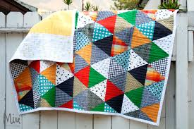 Patchwork Quilt Patterns Fascinating Patchwork Quilt Tutorial Miri In The Village