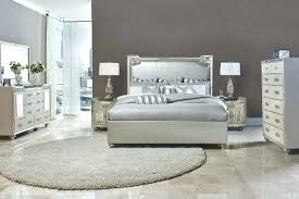 Michael Amini By Air Park Upholstered Bedroom Set Collection ...
