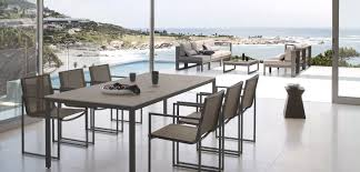 modern outdoor dining furniture. Modern Outdoor Dining Table Lovely Idea All Room Sets Furniture
