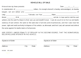 Bill Of Sale Template Auto Bill Of Sale Template Then Blank