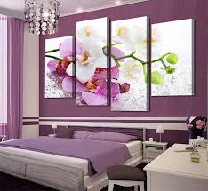 4 piece canvas art new decorations feo home pink phalaenopsis butterfly orchid flower canvas wall art picture print paintingc 36 in painting calligraphy  on canvas wall art pink flowers with 4 piece canvas art new decorations feo home pink phalaenopsis