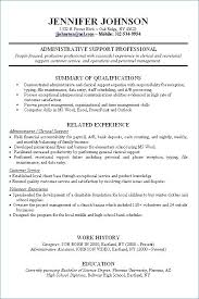 Resume With No Experience Template Magnificent No Work Experience Resume Template Resume Template For Work Tire