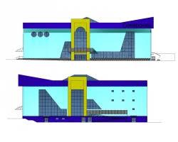 Купить дипломный Проект № Торгово развлекательный центр  Проект №1 102 Торгово развлекательный центр Семёрочка в г