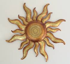 Bronze Wall Decor Wall Art Designs Sun Wall Art Sunlight Wall Art Home Decorate